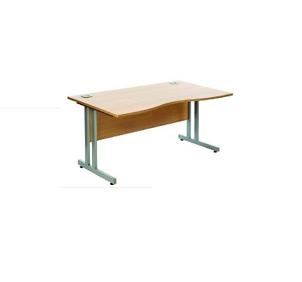 Double Wave Desk