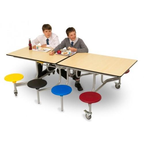 Foldaway Canteen Tables
