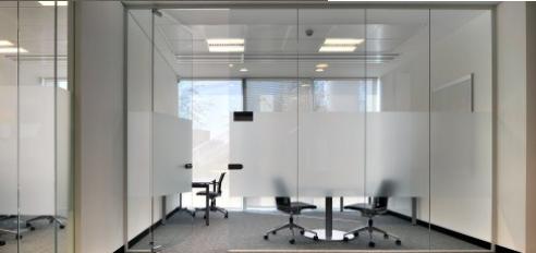 System 8000 – Solare frameless glazing system