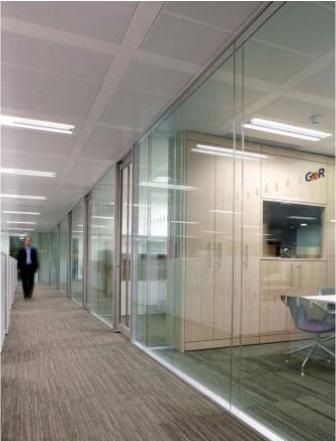 Solor Frameless Glazing