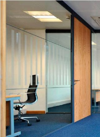 System 8000 glazing system