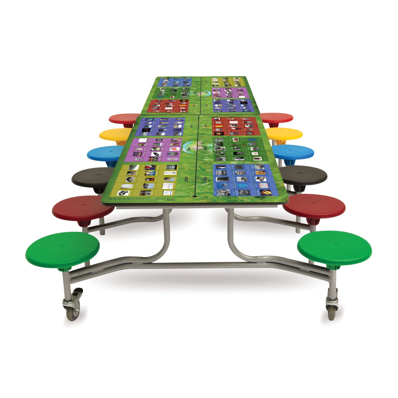 Early Years Folding Table