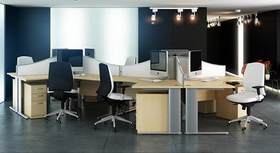 120 Degree Desking