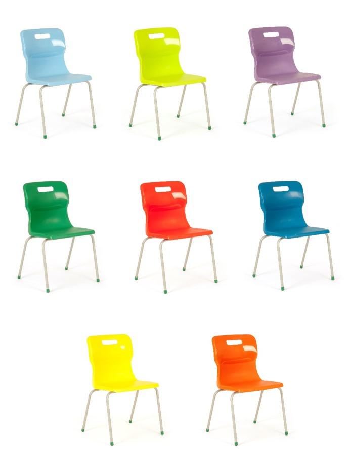 4 Leg Classroom Chair