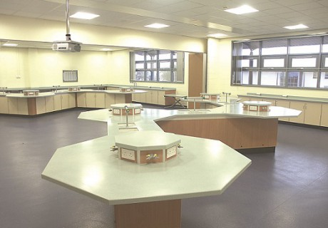 Chemistry Lab Furniture 3