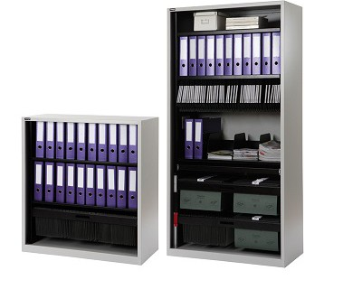 Everyday Open Cabinets