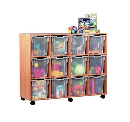 Jumbo Tray Storage 15