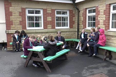 School Outdoor Dining