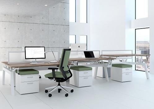 Elevate Height Adjustable Desk