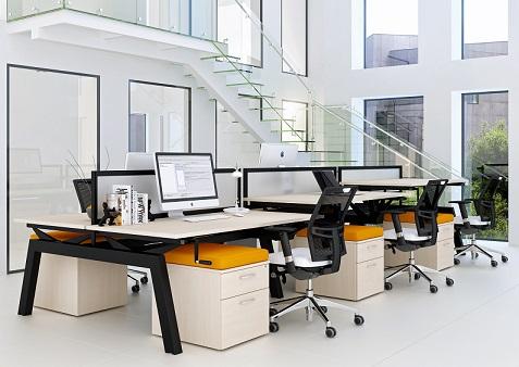 Linnea Elevate Desk Manual Adjustment