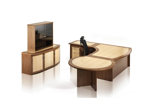 Eborcraft Minster Desk
