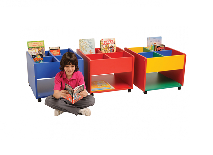Mobile Kinder Box Storage