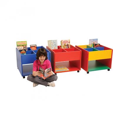 Mobile Kinder Box Storage