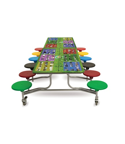 School Dining Table