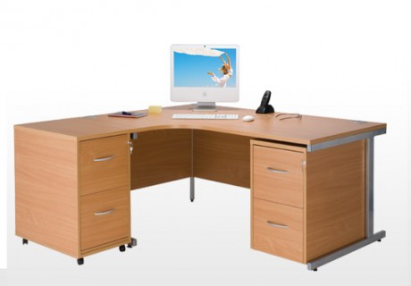 Office Desk Radial