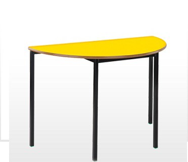 Semi Circular Classroom Table