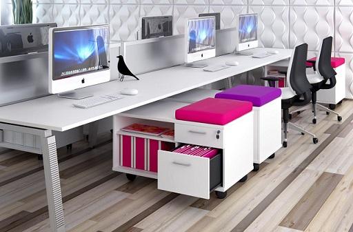 Under Desk Storage