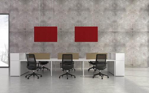 Acoustic Hanging Panels