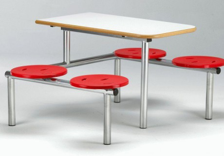 CU44 Fastfood Table