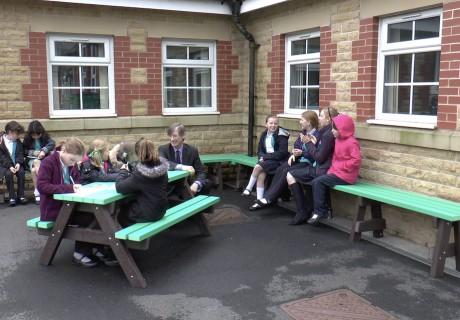 School Outdoor Furniture