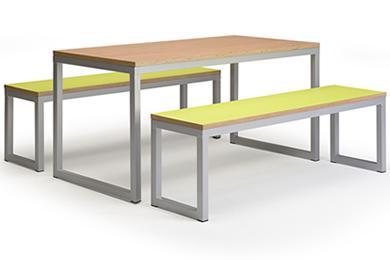 Urban Bench Table