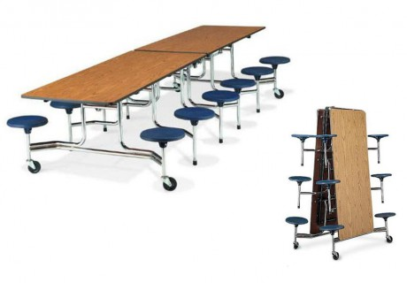 12 Seater Space Saver