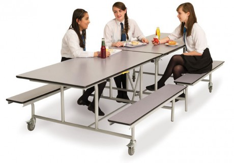 Folding Table and Bench