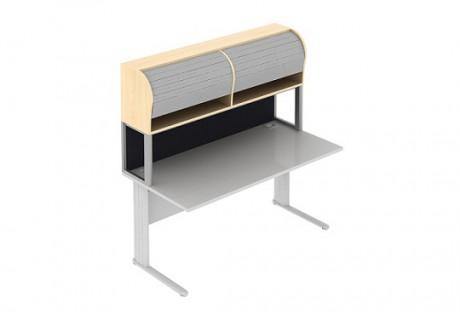 Over Desk Storage