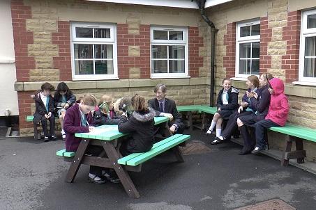 School Outdoor Dining