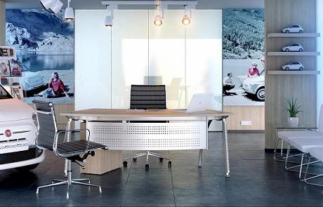 Elite Callisto Desk