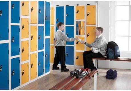 Probe School Locker 1