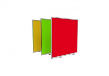 Acoustic Floor Screens