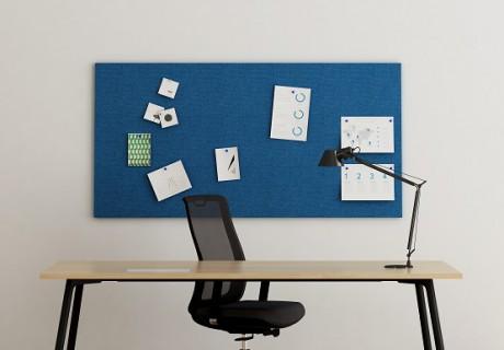 Acoustic Noticeboard
