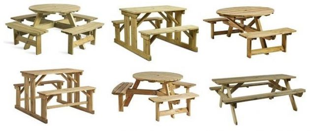 Social Distancing Chairs & Tables